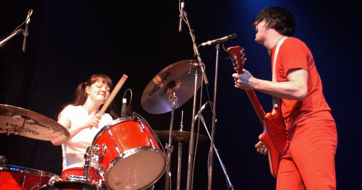 White Stripes to Release Complete Peel Sessions on Record Store Day news