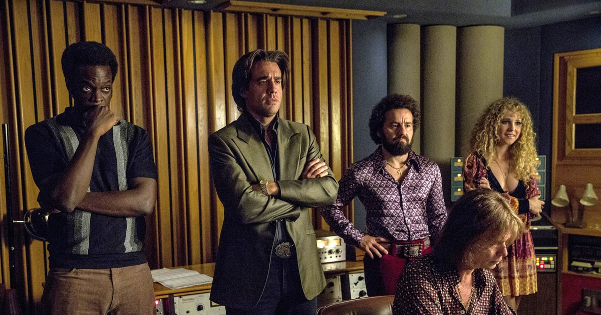 'Vinyl' Recap: Three Chords and the Truth - Rolling Stone