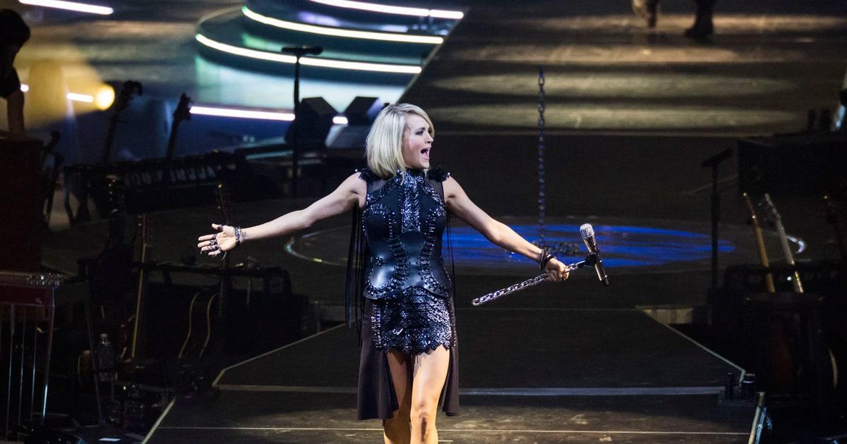Carrie Underwood Extends Storyteller Tour Through Fall