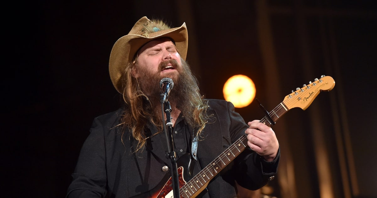 See chris stapleton 39 fire away 39 on acm awards rolling stone for Songs chris stapleton wrote for others