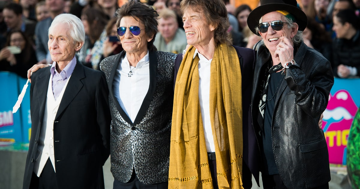 Ronnie Wood Confirms Rolling Stones Working on New Album ... Rolling Stones News