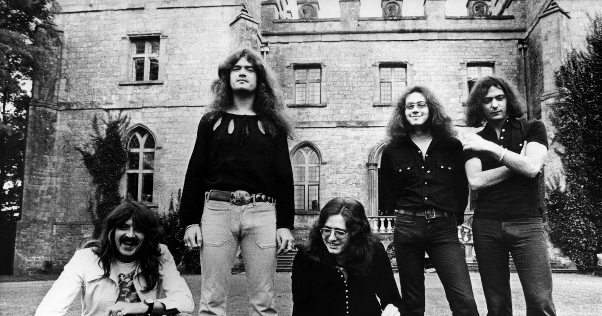 Deep Purple Deep Purple