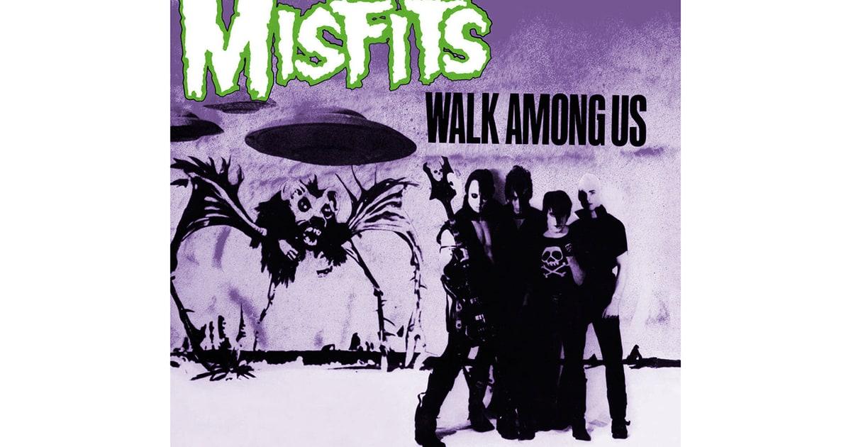 Misfits - Walk Among Us Lyrics | MetroLyrics