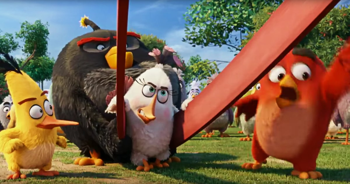 see angry birds prepare for revenge in final film trailer rolling stone