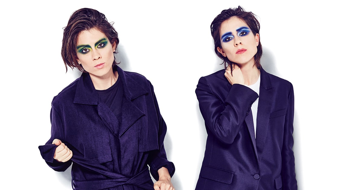 Tegan And Saras Sara Quin On Sibling Conflict Anti Wedding Songs