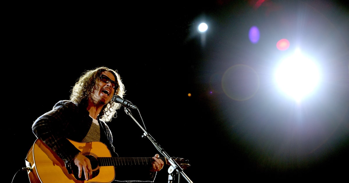Hear Chris Cornell S Rousing Stay With Me Baby For