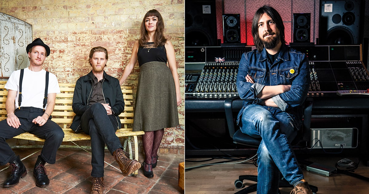 Roots Update New Frontiers In Old School American Sounds