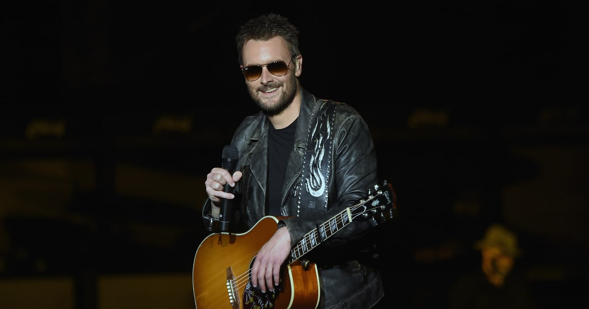 Eric Church Quot I M Gettin Stoned Quot Country S 20 Highest