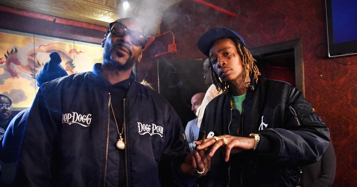 N Dogg Snoop Dogg, Wiz Khalif...
