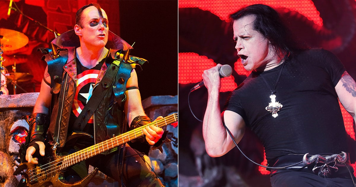 Glenn Danzig, Misfits to Reunite for First Time in 33 ...