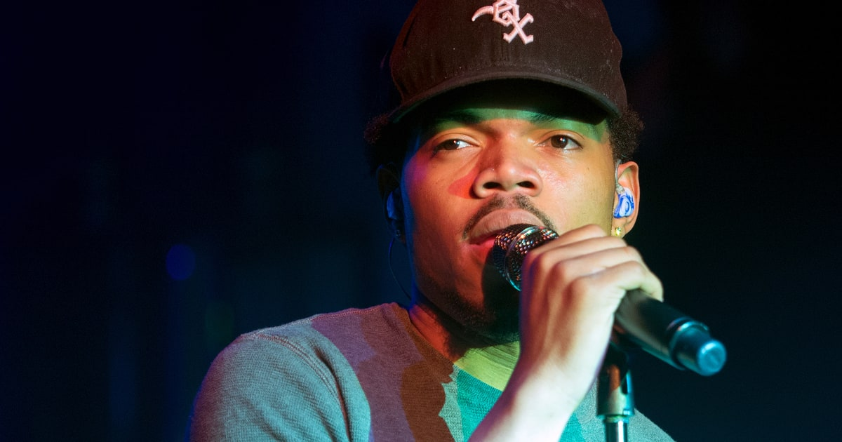 Chance The Rapper Releases New Mixtape Coloring Book