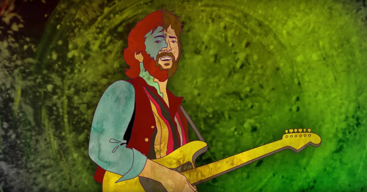 Lyric i dreamed i saw st augustine lyrics : Watch Eric Clapton Revisit Career in Animated 'Spiral' Video ...