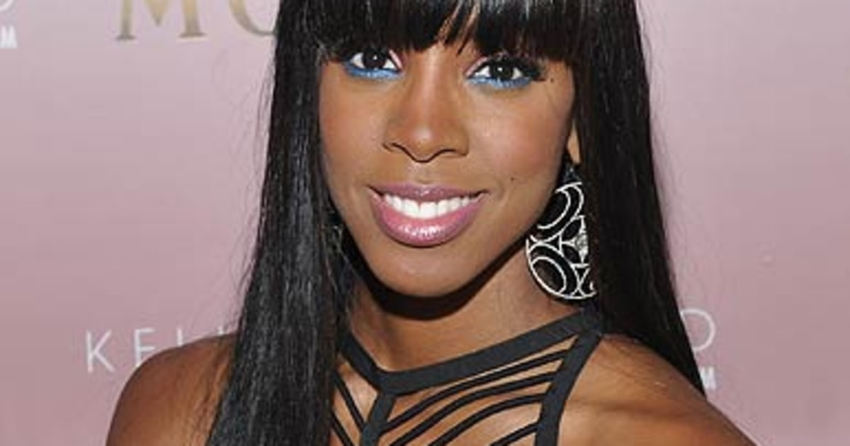 R Kelly Hair Style: Kelly Rowland: 'I Want To Get Back In The Studio Right Now