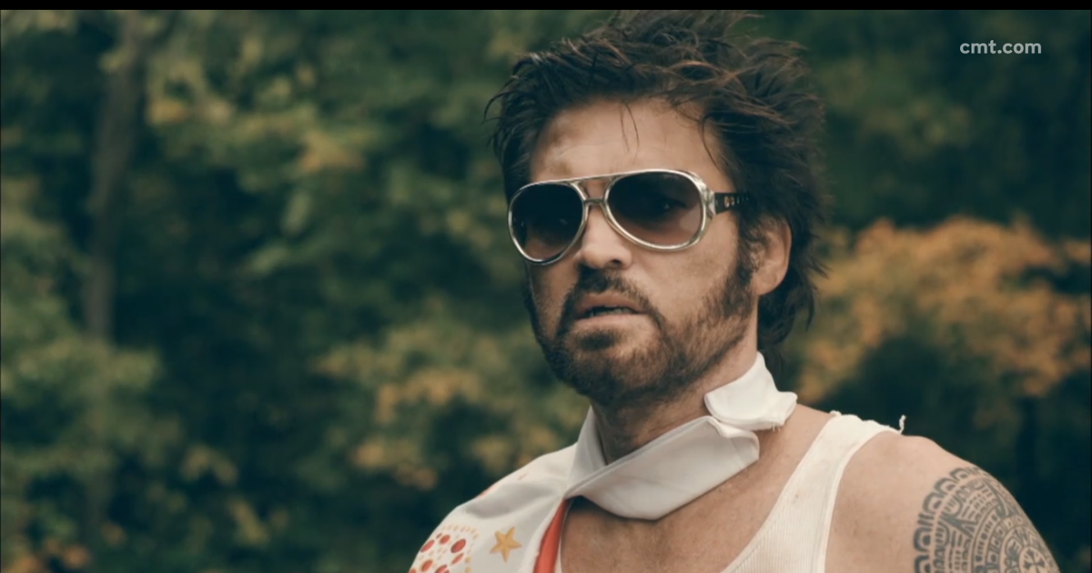 See Billy Ray Cyrus Comical Hey Elvis Video Rolling Stone