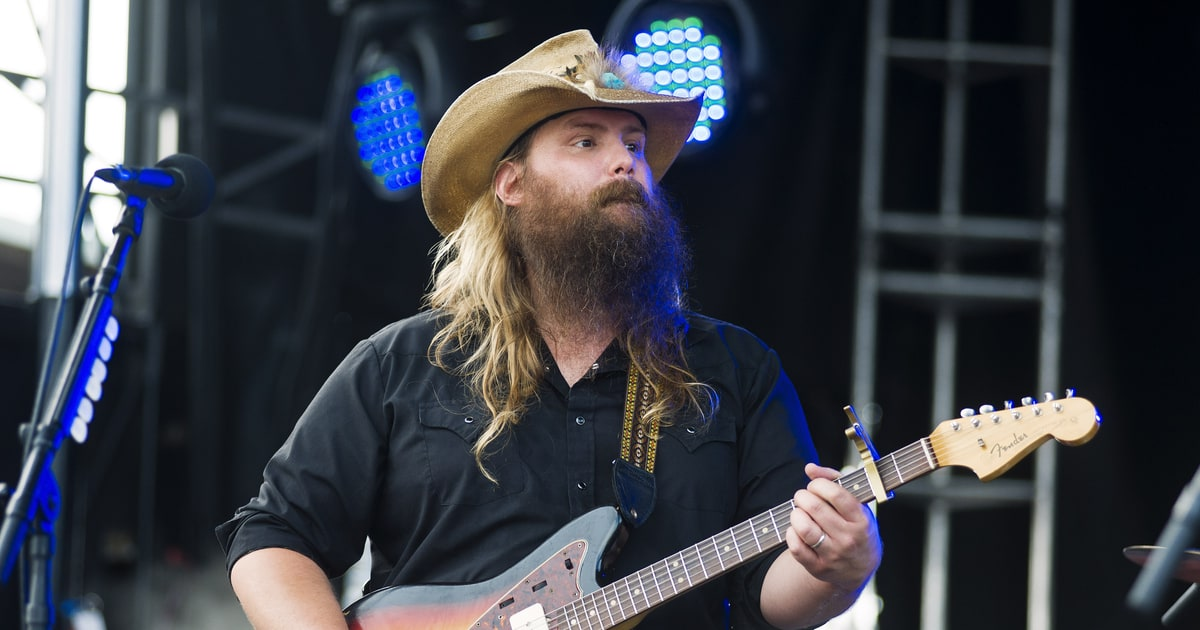 Chris Stapleton Cma Music Fest 2016 30 Must See Acts