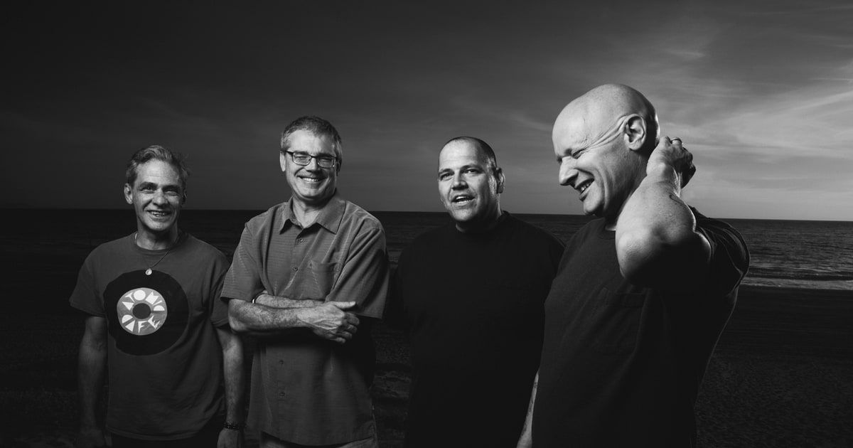 descendents on the virtues of becoming punk codgers
