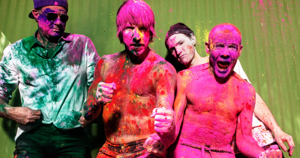Image result for red hot chili peppers