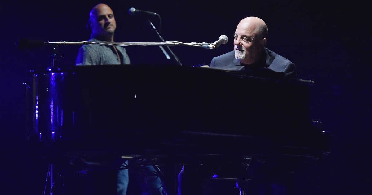 Watch Billy Joel Dedicate Rare 'You're Only Human' to ...