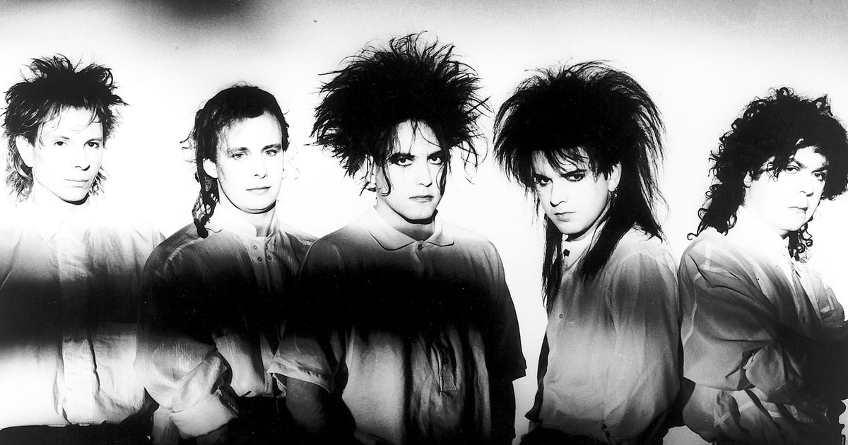 Weekend Rock Question What Is The Cure S Best Song