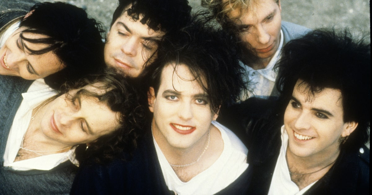 The Cure S Discography Robert Smith Looks Back Rolling