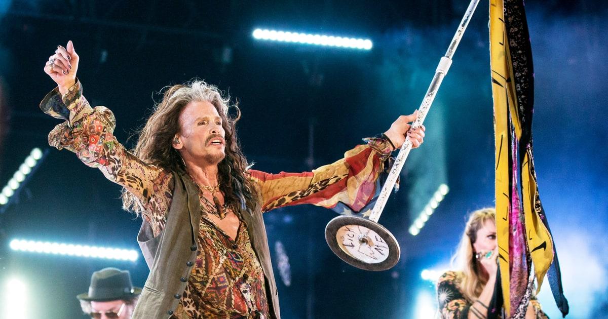 Steven Tyler Confirms Aerosmith 2017 Farewell Tour