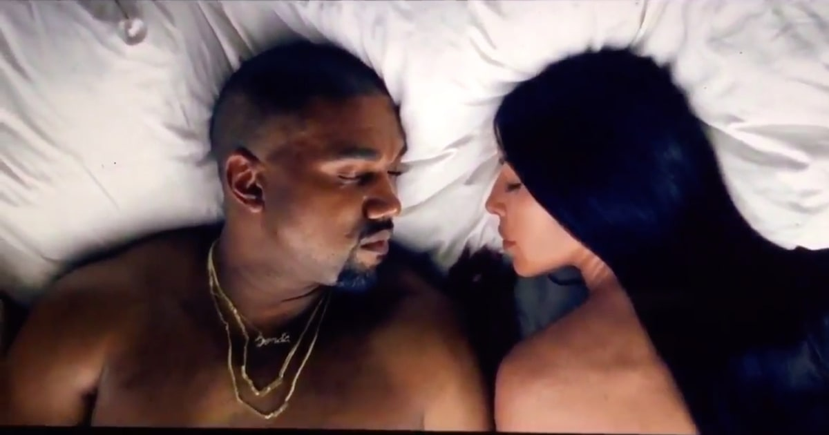 Watch Kanye West's Provocative, Voyeuristic 'Famous' Video ...