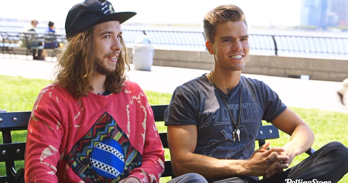 Watch Kaleo Talk Vinyl Spot Icelandic Fans American
