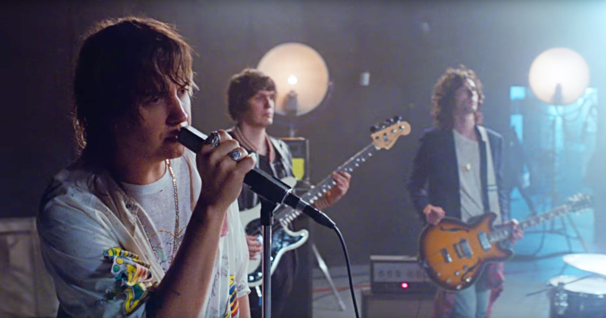 Watch The Strokes Mysterious Threat Of Joy Video