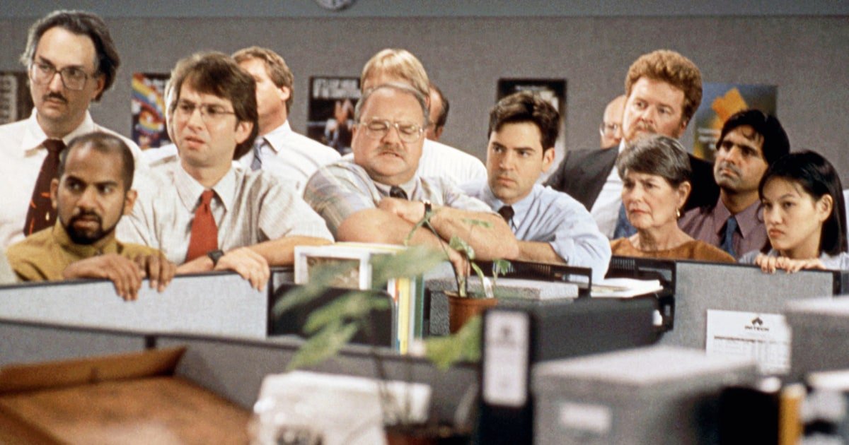 Office space cast reunite at 10th anniversary screening for Office space pics