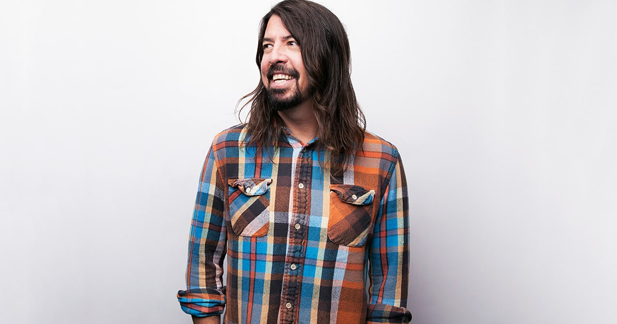 The Passion Of Dave Grohl Rolling Stone