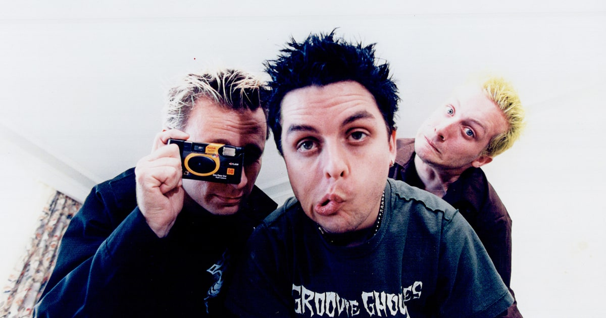 Green Day Dookie Readers Poll The 10 Best Pop Punk