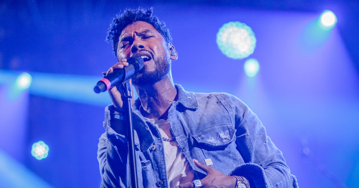 Hear Miguel's Black Lives Matter Song 'How Many' - Rolling Stone