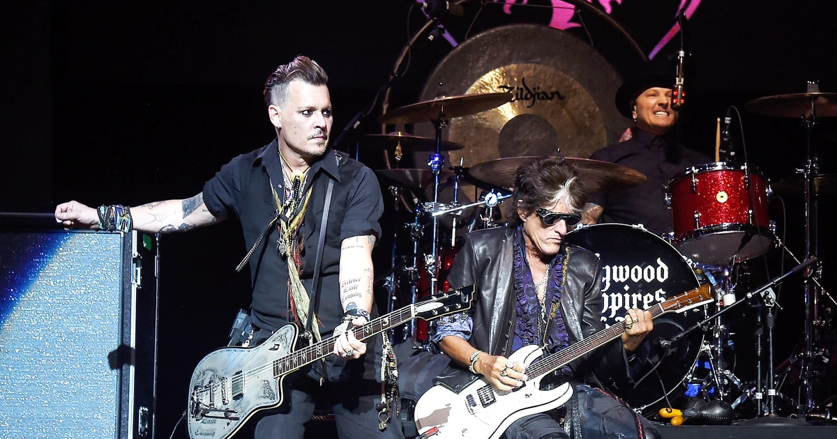 Joe Perry Collapses, H... Katy Perry Songs