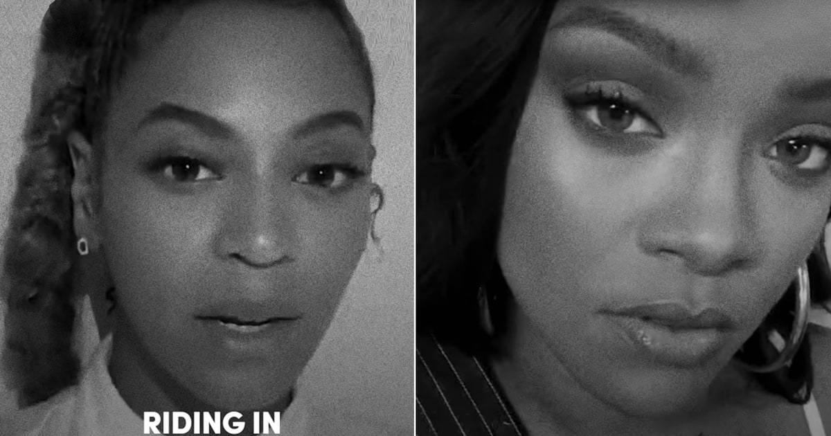 Image result for Rihanna Fears For Beyonce's Life Over Speaking Up For Black People