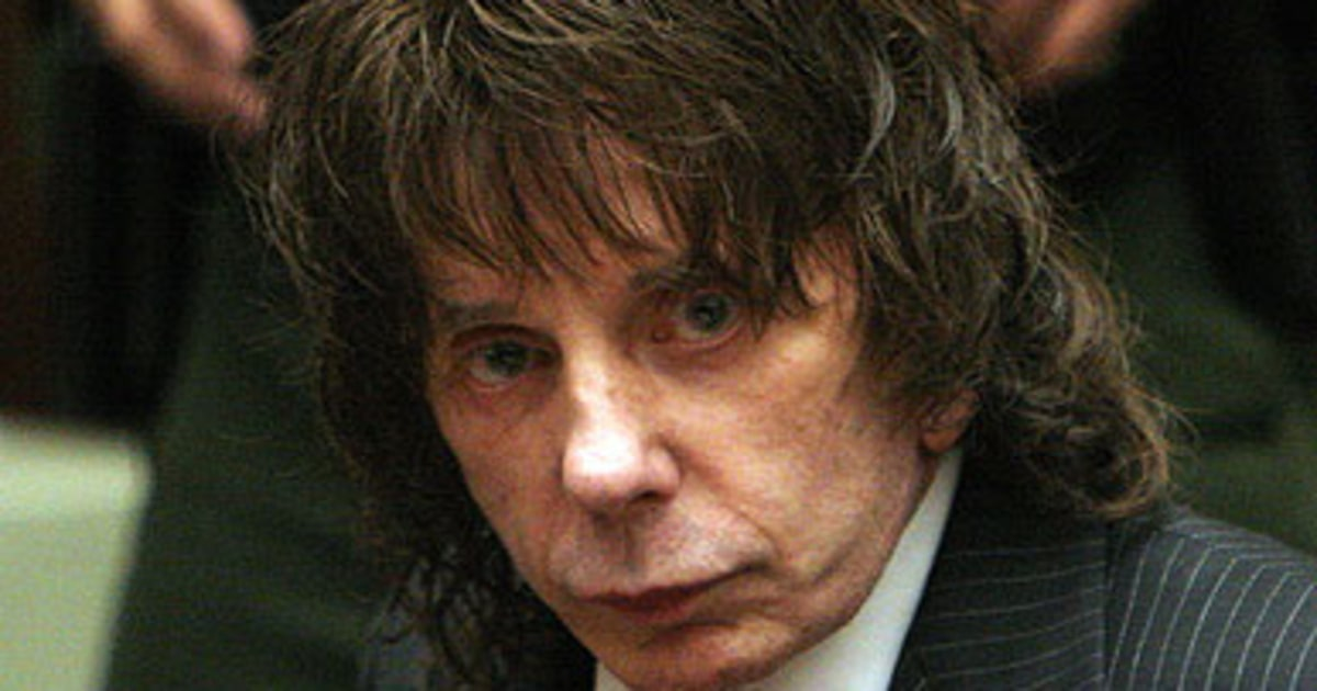 Phil Spector Appeal Shot Down By California Supreme Court