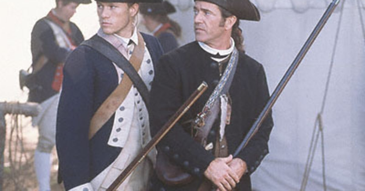 report on the movie the patriot Reddit: the front page of downvote and report comments that are unhelpful or grossly off-topic the rules, in brief 1 how accurate is the movie 'the patriot.