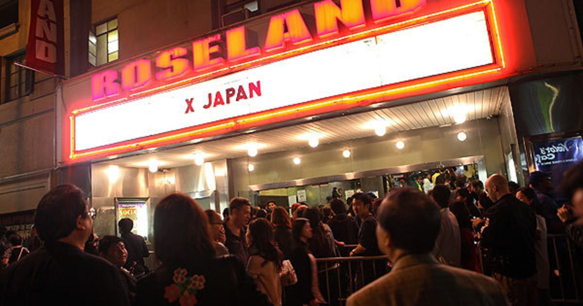 X Japan Play New York City Rolling Stone