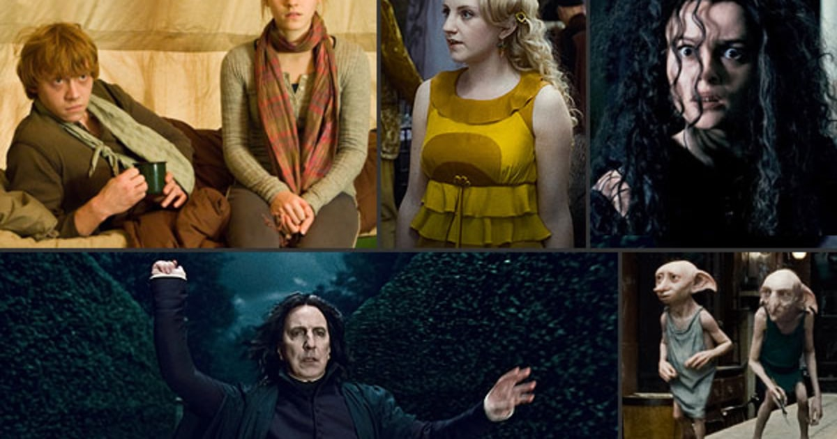 the ten best characters in harry potter and the deathly hallows  the ten best characters in harry potter and the deathly hallows part i rolling stone