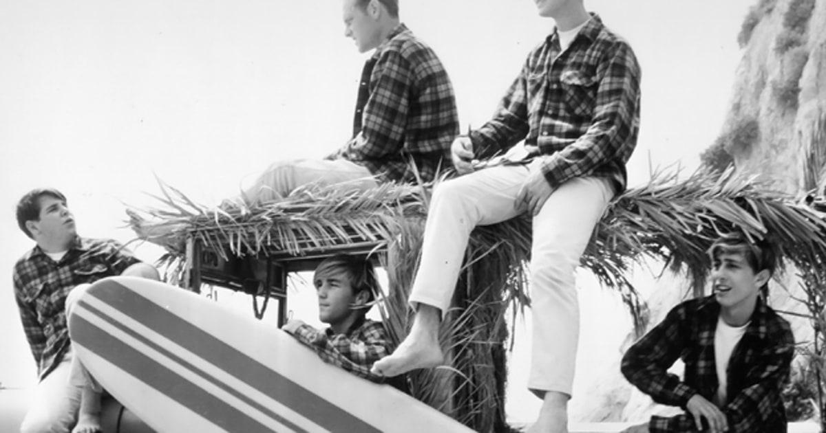 PHOTOS Videos Fifty Years Of The Beach Boys