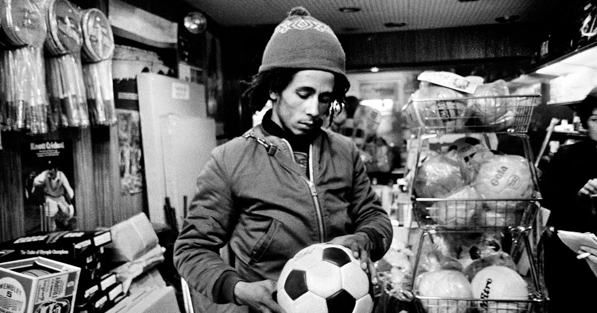 PHOTOS: Bob Marley: The Stories Behind 17 Rare and Unseen Images