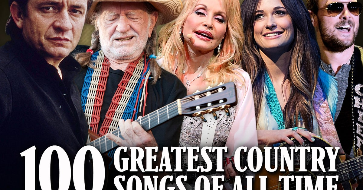 Top 10 Country Songs of All Time - YouTube