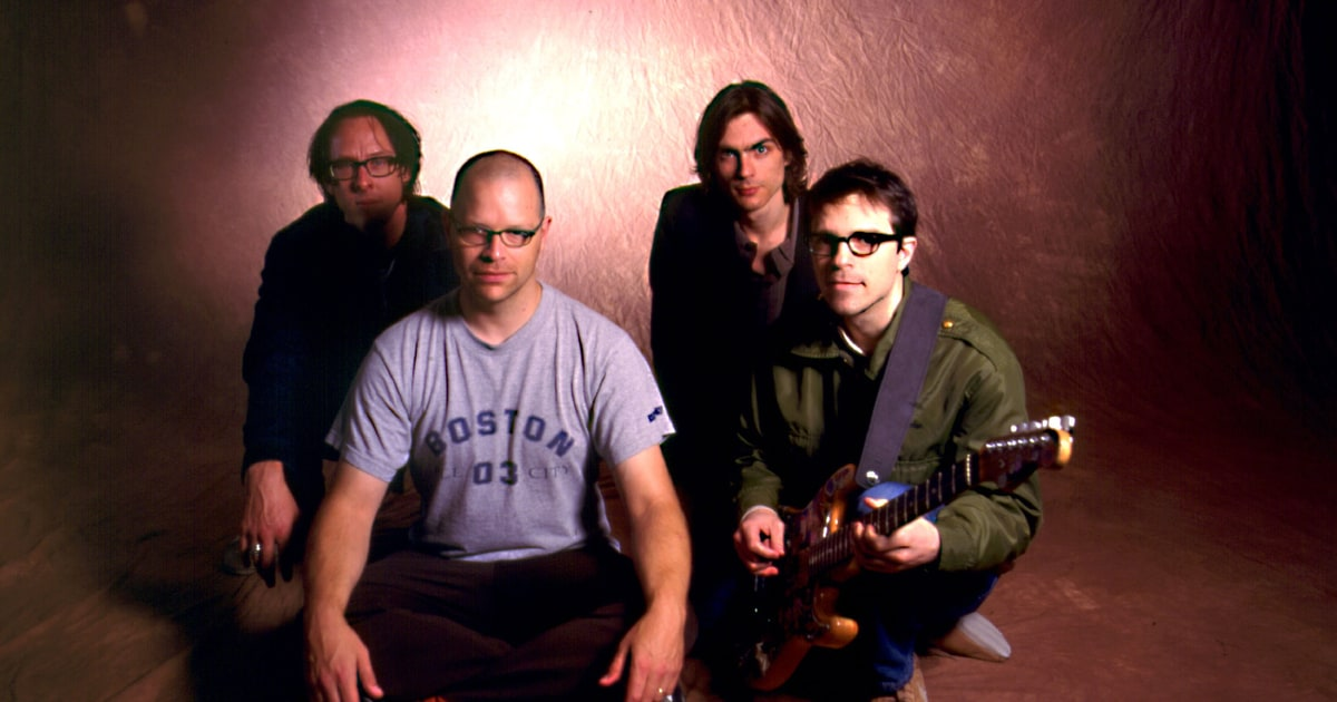 Readers Poll The 10 Best Weezer Songs Rolling Stone