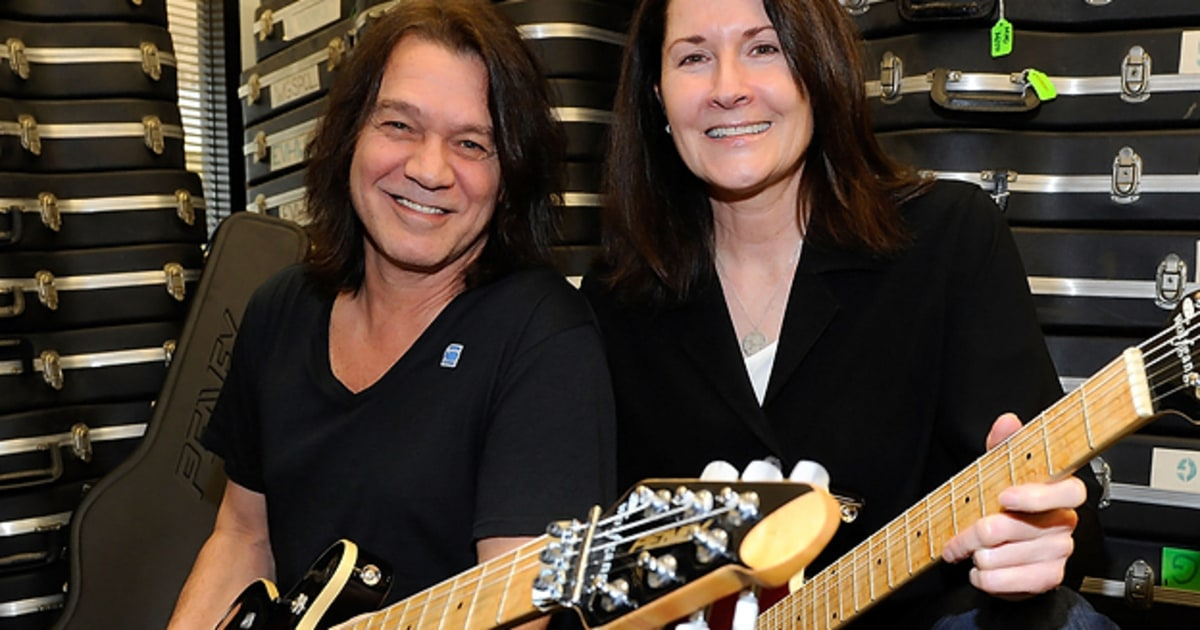 eddie van halen donates 75 of his guitars to public schools rolling stone. Black Bedroom Furniture Sets. Home Design Ideas