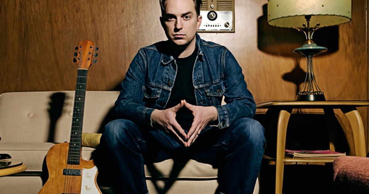 Album Stream Jd Mcpherson Signs Amp Signifiers Rolling