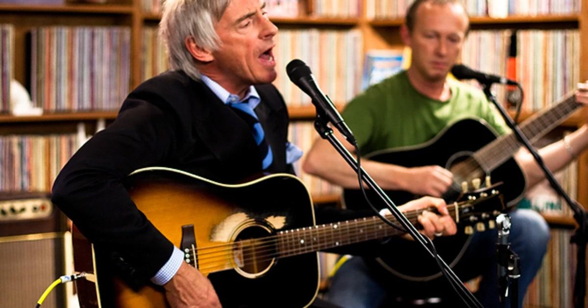 Song Premiere: Paul Weller, 'Birthday'