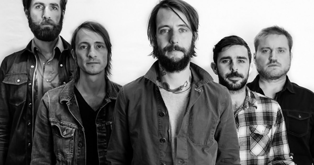Band of Horses Unveil New Album - Rolling Stone