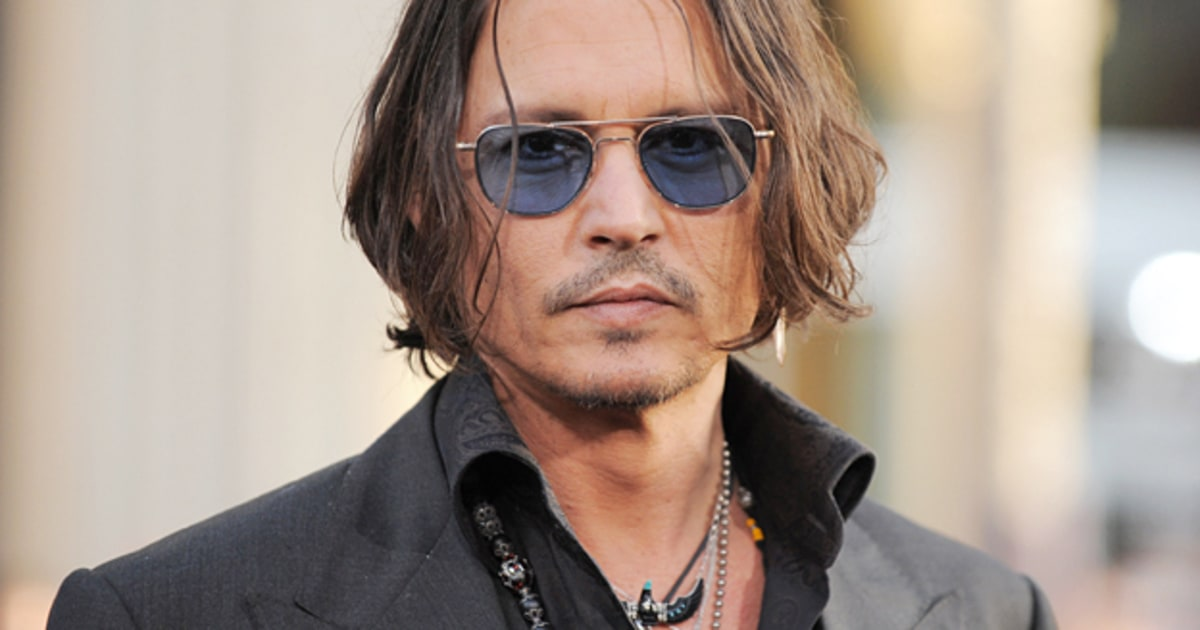 Johnny Depp Co-Editing Lost Woody Guthrie Novel