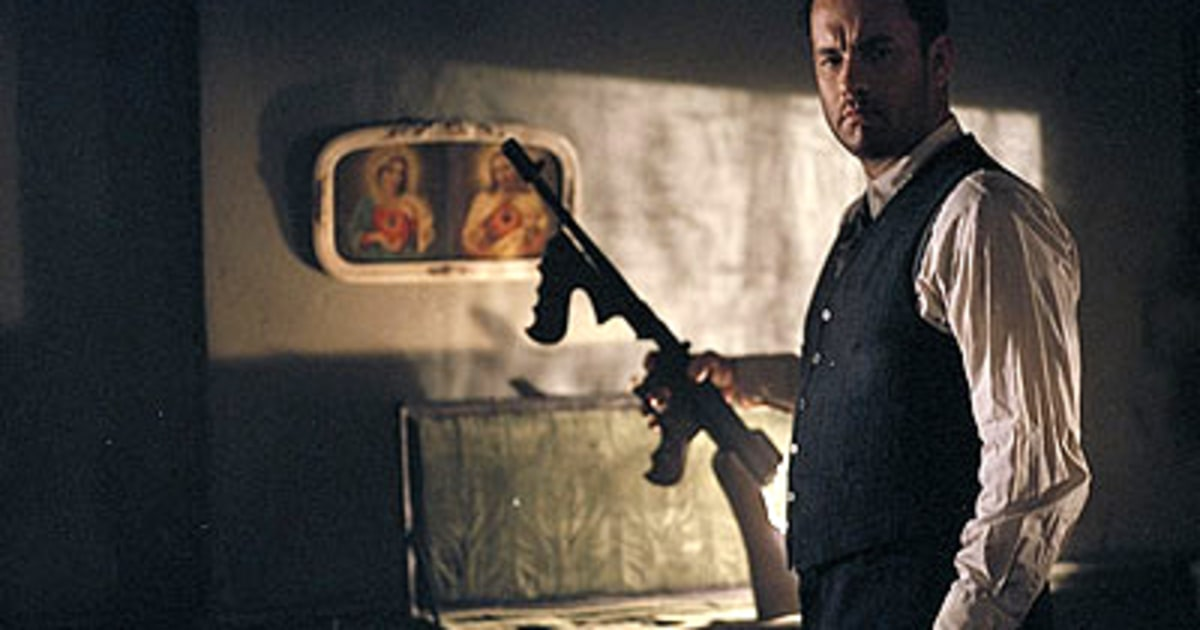 """Road To Perdition Quotes: Tom Hanks In """"The Road To"""