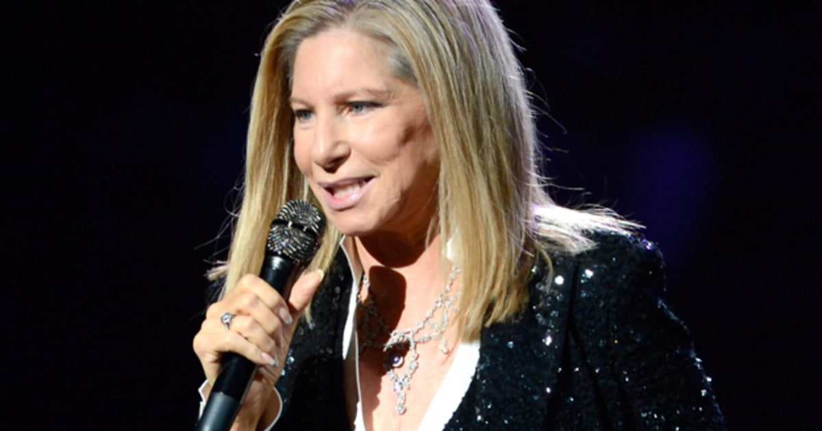 Barbra Streisand  Tour Reviews