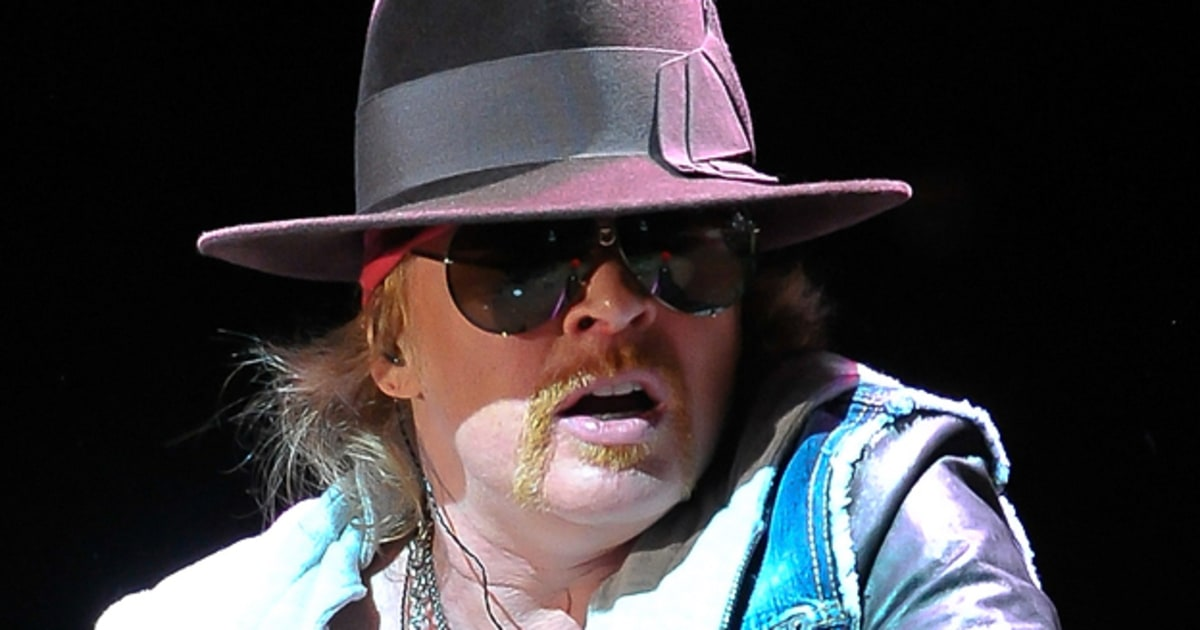 Axl Rose Promises New Guns N' Roses Album - Rolling Stone
